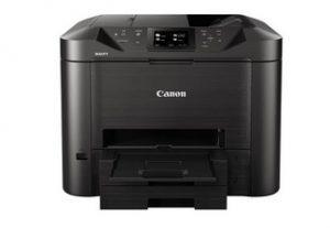 Canon MAXIFY MB5100 Driver