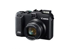 Canon PowerShot G15 Driver